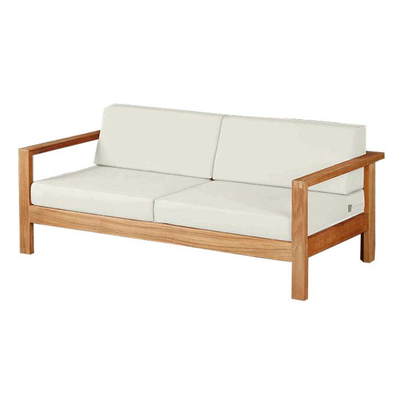 Amüsant Zweisitzer Sofa Galerie Von Zweisitzer-sofa Linear Deep Seating