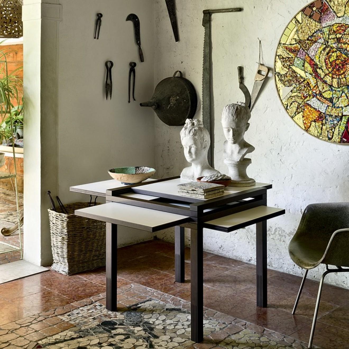 tisch par4. Black Bedroom Furniture Sets. Home Design Ideas