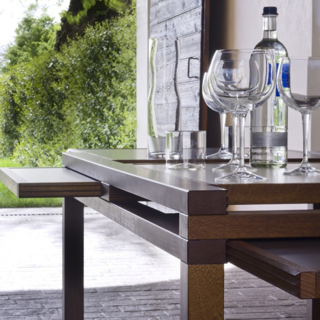 tisch par6. Black Bedroom Furniture Sets. Home Design Ideas
