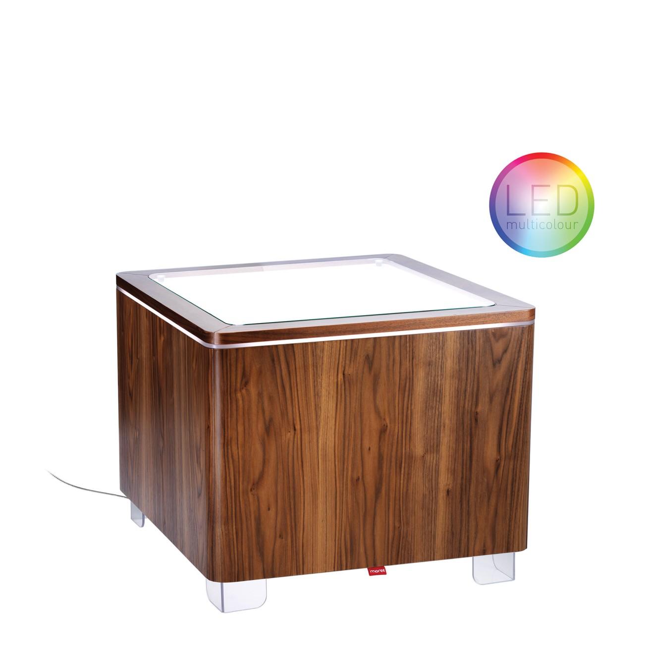 loungetisch ora walnut home light exklusives. Black Bedroom Furniture Sets. Home Design Ideas