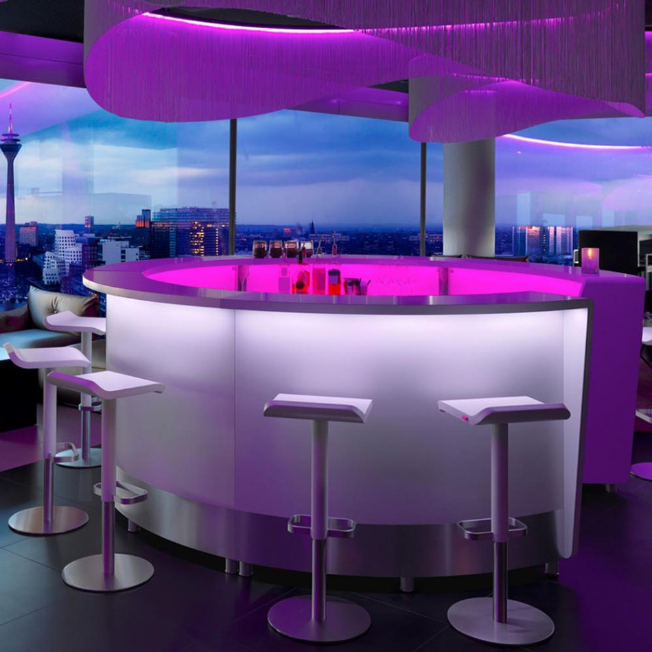 Bar - and Buffetsystem 5 CIRCLE 60°, Home & Light - Exklusives ...