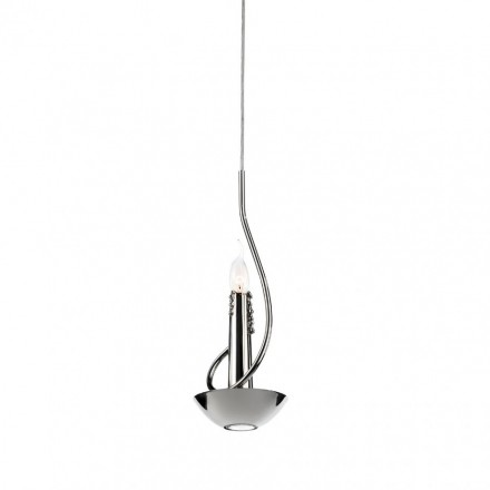 Floating Candles Brand Van Egmond.Hanging Lamp Floating Candles Candle With Downlight
